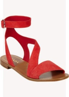 Prada Asymmetric-strap Flat Sandal