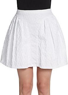 Jill Stuart Abbey Jacquard Skirt