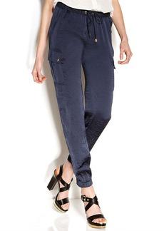 MICHAEL Michael Kors Slim-Leg Cargo-Pocket Pants