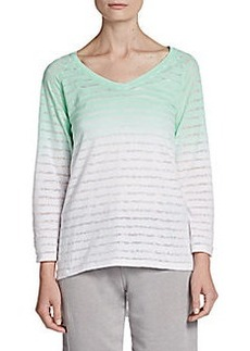 Calvin Klein Performance Ombr? Roll-Tab Top