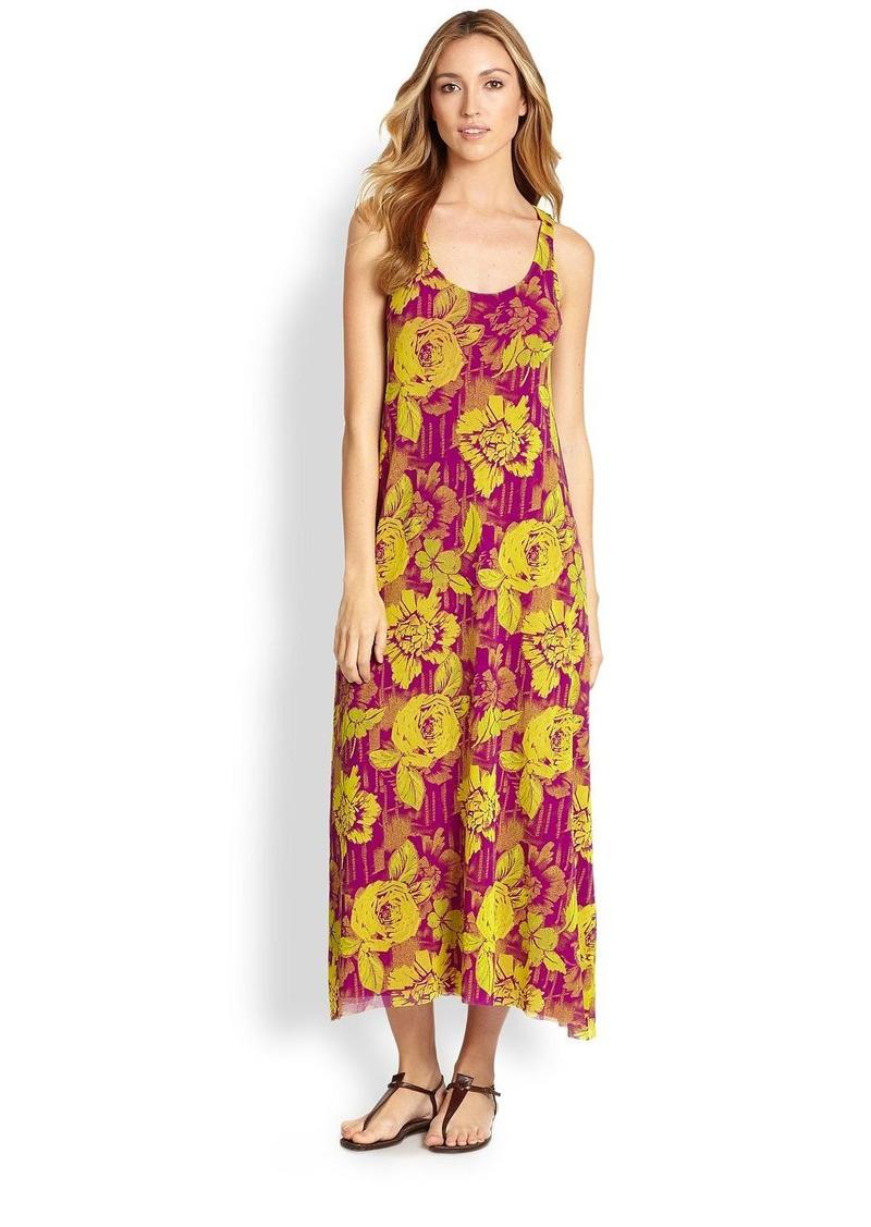 Jean Paul Gaultier Sleeveless Maxi Dress