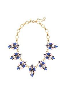 Brilliant stones necklace