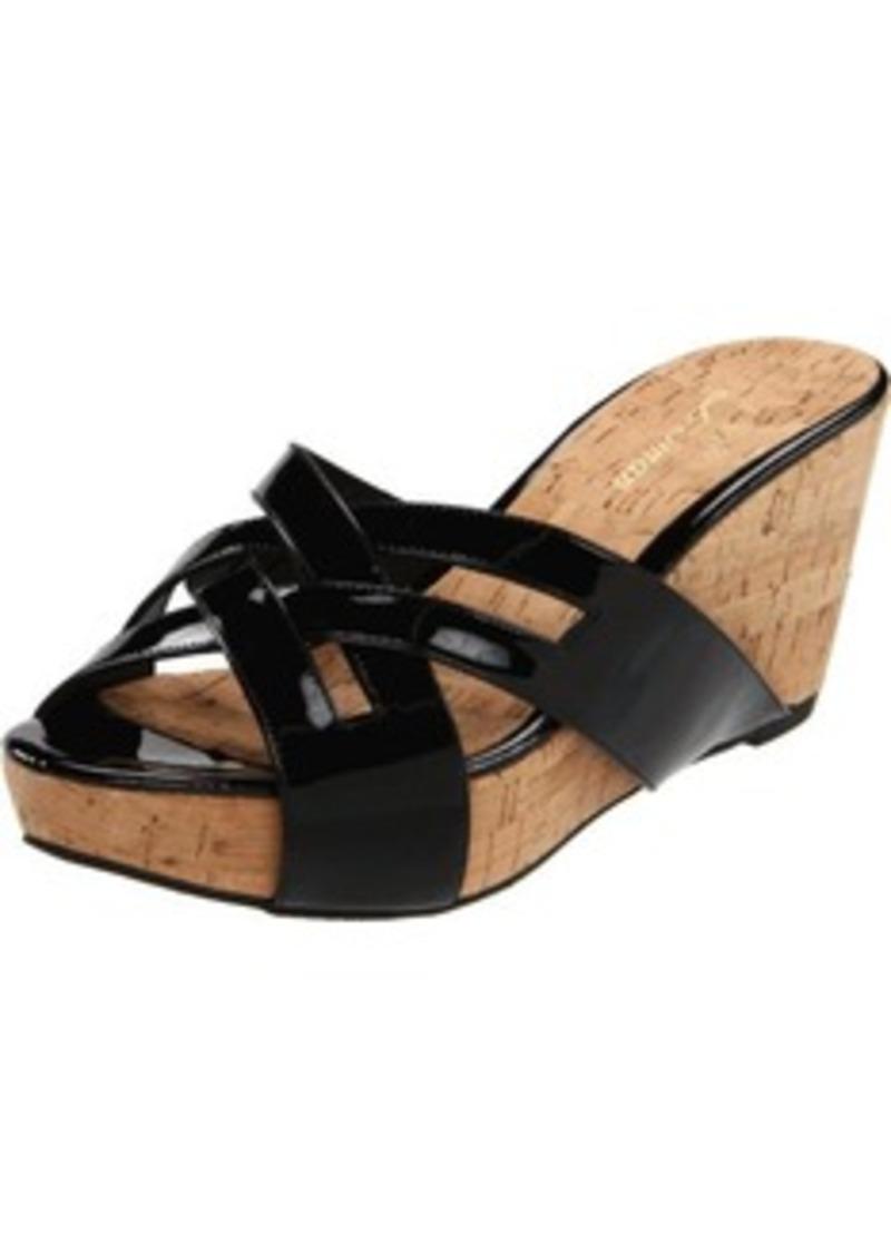 Delman Women's Carla Platform Sandal