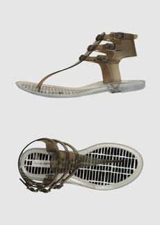 VIA SPIGA - Thong sandal