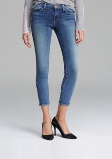 J Brand Jeans - 835 Midrise Zip Capri in Tone