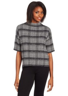 French Connection Women's Optic Gina Knits Shirt