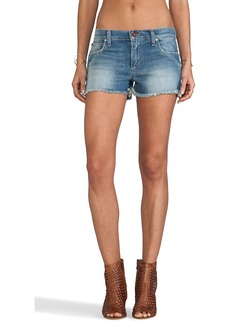 Joe's Jeans Easy Cut Off Short in Margo