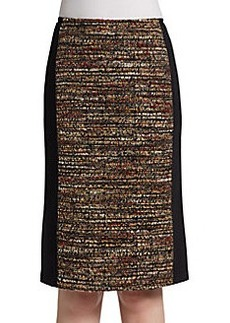 Lafayette 148 New York Bouclé Pencil Skirt