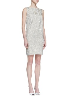 Lafayette 148 New York Valentina Sleeveless Printed Dress