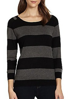 Joie Bronx Striped Sweater
