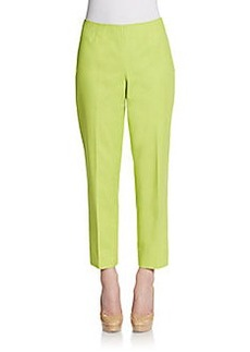 Lafayette 148 New York Metropolitan Cropped Pants
