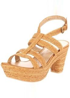 Stuart Weitzman Women's Weavit Platform Sandal