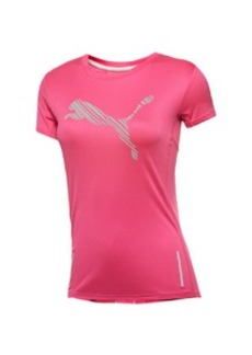 Puma PR Pure Nightcat T-Shirt - Short-Sleeve - Women's