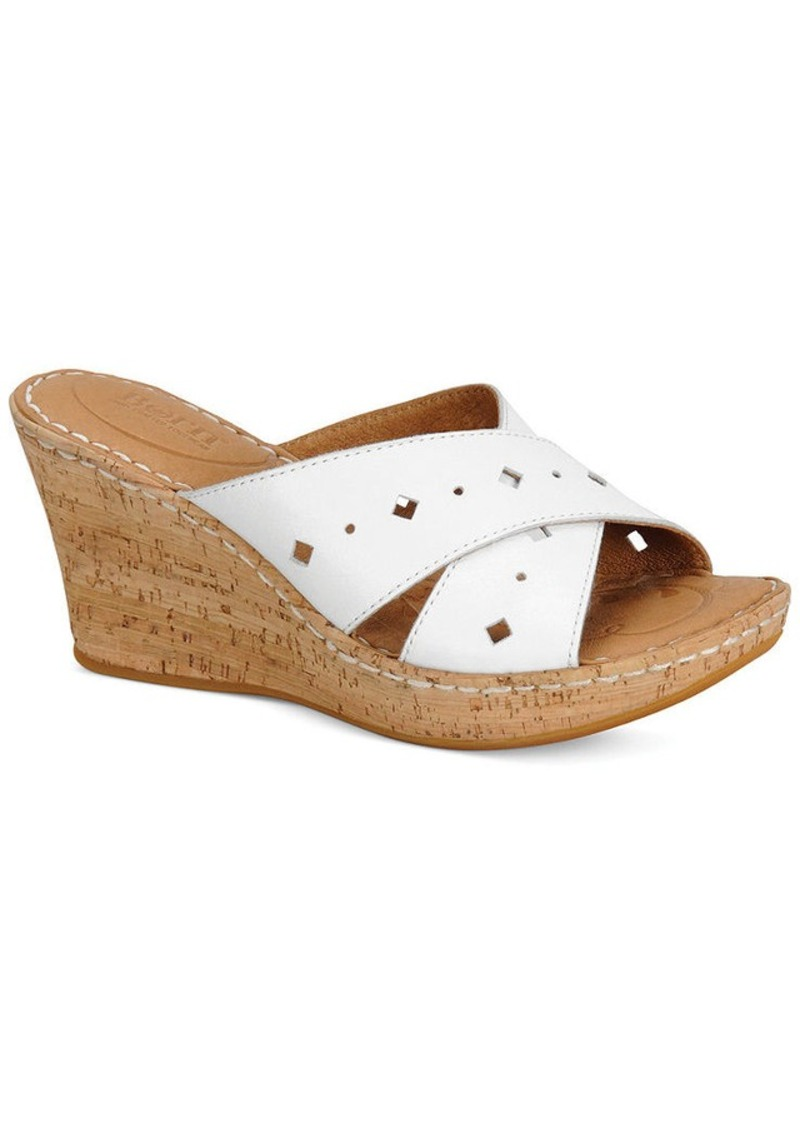 born born canova platform wedge sandals shoes shop it