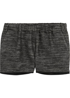Diane von Furstenberg Antonia tweed shorts
