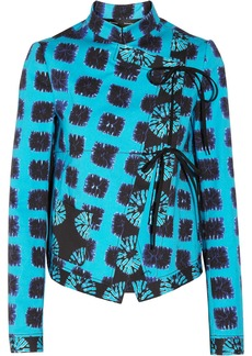 Proenza Schouler Printed cotton-twill jacket