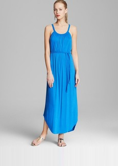 Soft Joie Maxi Dress - Laguna Tie Waist