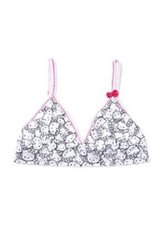Hanky Panky Allover Hello Kitty Triangle Bralette