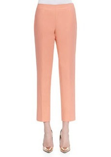 Lafayette 148 New York Metro Cropped Bleecker Pants