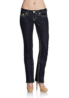 True Religion Straight Dark Wash Jeans