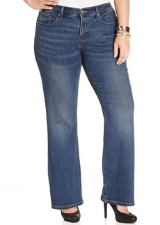 Levi's® Plus Size 512 Perfectly Shaping Bootcut Jeans, Daylight Wash
