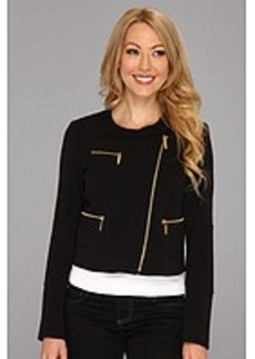 MICHAEL Michael Kors Motorcycle Zipper Jacket