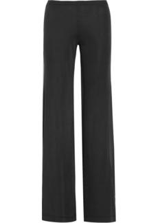 M Missoni Jersey wide-leg pants