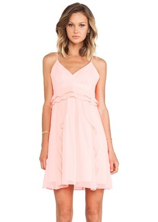 Nanette Lepore Merengue Dress in Coral