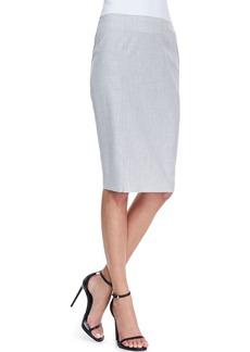Robert Rodriguez High-Waist Pencil Skirt