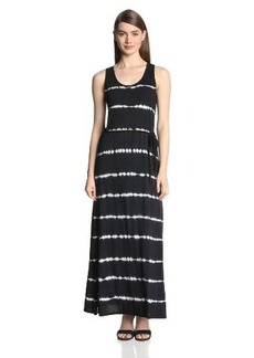 Kensie Women's Tie-Dye Maxi Dress