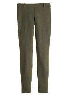 Full-length Minnie pant in bi-stretch wool
