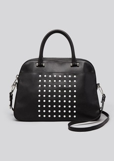 MILLY Satchel - Color Digital Dot
