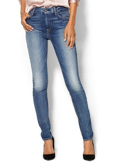 7 For All Mankind High Waisted Skinny with Contour Waistband