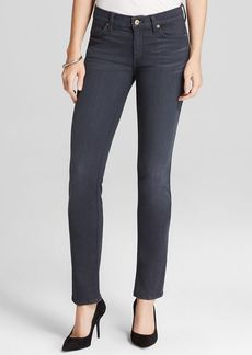 7 For All Mankind Jeans - The Modern Straight in Bastille Grey