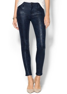 7 For All Mankind Knee Seam Skinny Jean