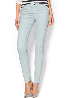 7 For All Mankind Mid Rise Skinny