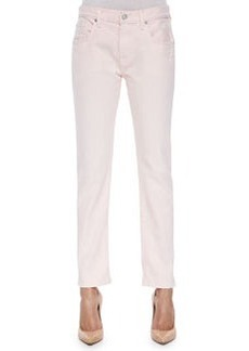 7 For All Mankind Relaxed Skinny Jeans, Whisper Pink