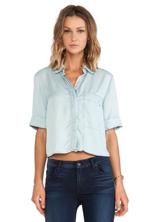 7 For All Mankind Shirt w/ Pocket
