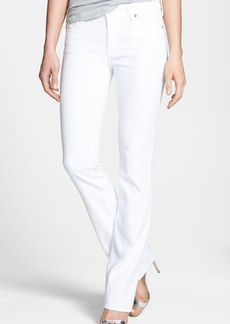 7 For All Mankind® Slim Bootcut Jeans (Clean White)