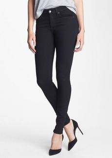 7 For All Mankind® Stretch Skinny Jeans (Elasticity Black)
