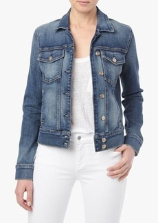 Classic Denim Jacket in Absolute Heritage 4