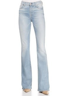 7 For All Mankind High-Waist Vintage Bootcut Jeans