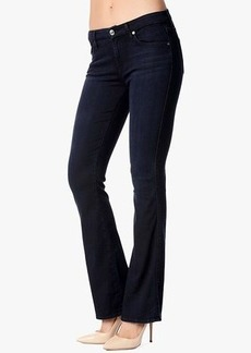 Kimmie Bootcut in Lilah Blue Black