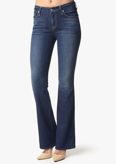Kimmie Bootcut in Lovely Medium Blue
