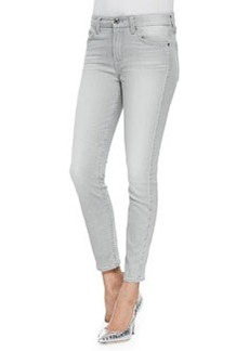 Mid-Rise Cropped Skinny Jeans   Mid-Rise Cropped Skinny Jeans