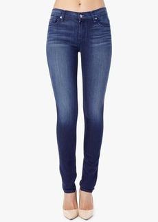 Mid Rise Roxanne Original Skinny in Lihon Blue