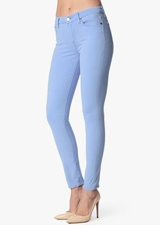 Mid Rise Skinny Contour in Ethereal Blue