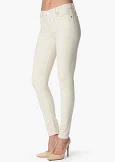 Mid Rise Skinny Contour in Winter White
