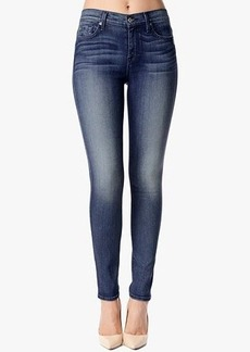 Mid Rise Skinny in Lerouche Authentic Blue