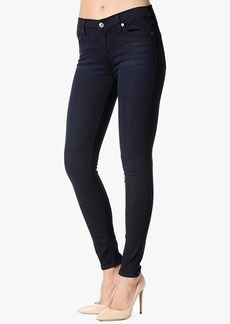 Mid Rise Skinny in Lilah Blue Black